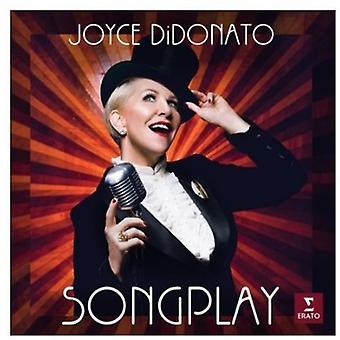 Songplay [CD] USA import