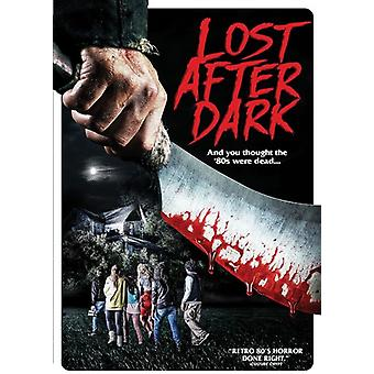 Lost After Dark [DVD] USA import