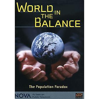 Nova - Nova: World in the Balance [DVD] USA import
