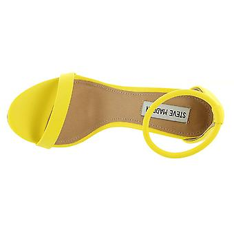 Steve Madden Womens Soph Open Toe Special Occasion Ankle Strap Sandals