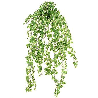102cm Luxury Canary Ivy Bush for Floristry Crafts - Artificial Foliage