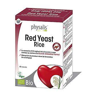 Red Yeast Rice 45 capsules