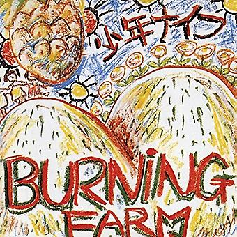 Shonen Knife - Burning Farm (LP) [Vinyl] USA import
