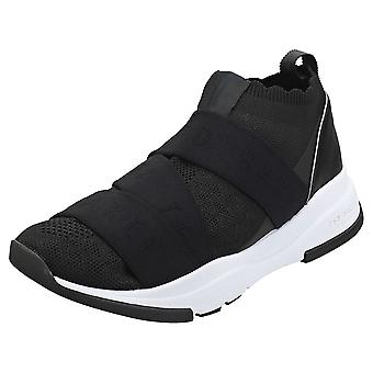 Ted Baker Adriha Womens Fashion Trainers in Black