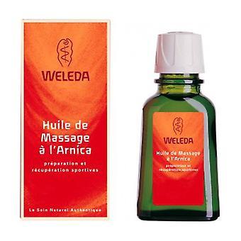 Arnica Massage Oil 50 ml olja (Floral)