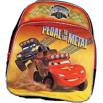 Small Backpack - Disney - Cars - Pedal to the Metal 12
