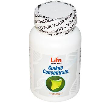 Life Enhancement, Ginkgo Concentrate, 90 Capsules