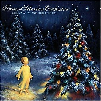 Trans-Siberian Orchestra - Christmas Eve & Other Stories [CD] USA import