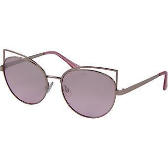 Sunglasses Women's Chic gold/Pink (5145)