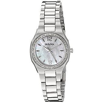 Bulova Clock Woman Ref. 96R199_US
