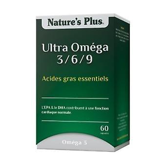 Ultra Omega 3/6/9 60 capsules