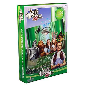 Wizard of Oz No Place Like Home 1000 piece Jigsaw Puzzle
