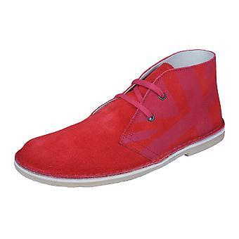 Start Rite Colorado II piger ruskind klassiker støvler / sko - rød