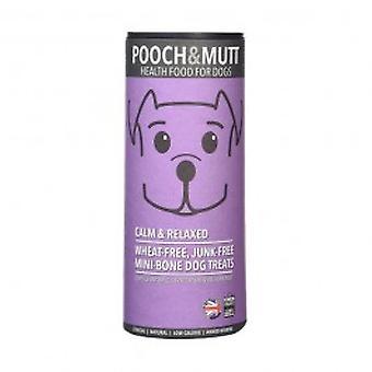 Pooch & Mutt rolig & afslappet hånd bagt hund godbidder - Pooch & Mutt rolig & afslappet hånd bagt hund godbidder