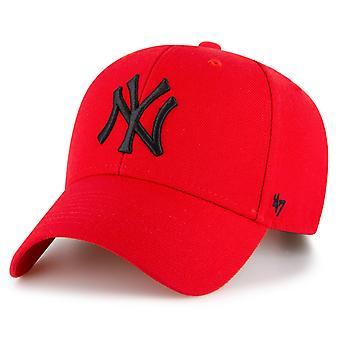 47 fire Adjustable Cap - MVP New York Yankees Red