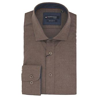 BAILEYS GIORDANO Giordano Beige ou Brown Shirt 207003PC