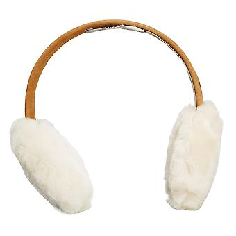 Timberland Womens/Ladies Suede Earmuffs