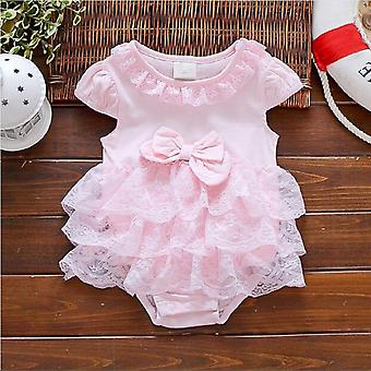 Baby Princess Dress, Baby Christening Baptism Gown Party Wedding  0-3 3-6 6-9