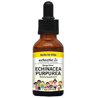 Eclectic Institute Inc Kid's Echinacea Purpurea, Orange 1 Oz Alcohol free