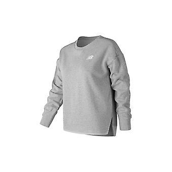 New Balance Sport Crew WT73525AG universal all year women sweatshirts