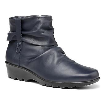 Hotter Women's Eltham Wide Zip Fastening Ankle Boots