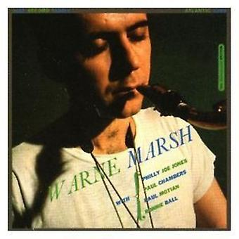 Warne Marsh - Warne Marsh [Vinyl] USA import