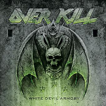 Overkill - White Devil Armory [CD] USA import