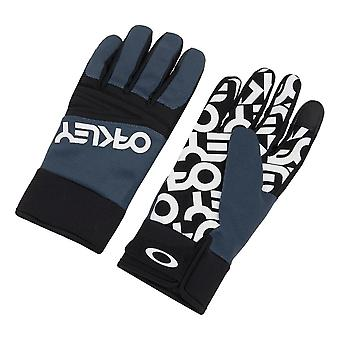 Oakley Factory Park Gloves - Pond Blue