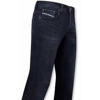 Stretch Jeans - Blue