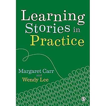 Læringshistorier i praksis