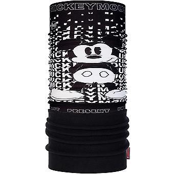 Buff Kids Disney Polar Outdoor Protective Warm Tubular Scarf - That's me Black