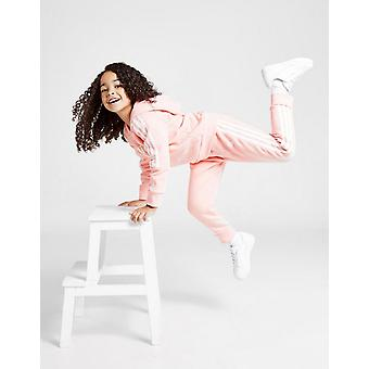 Új adidas Girls' Core Overhead Tréningruha Pink