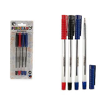 Pen 3 (1,5 x 20 x 8 cm) (4 stykker)