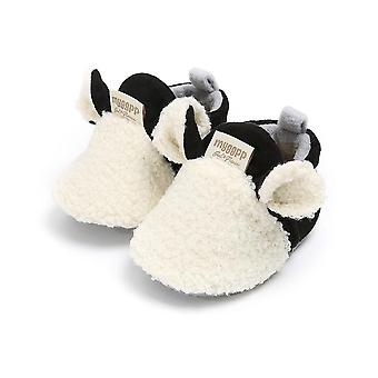 Girl Snow Boots / Shoes, Newborn Baby Autumn & Winter Cotton Soft Sole Plush