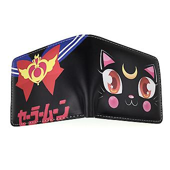 PU leather Coin Purse Cartoon anime wallet - Sailor Moon #857