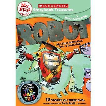 Mijn eerste Scholastic Storybook schatten Vol. 4-mijn eerste scholastische Storybook schatten [DVD] USA importeren