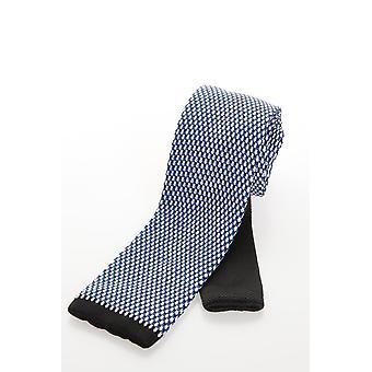 Cravate tricotée