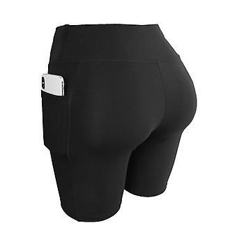 Summer High Waist Shorts Fashion Push Up Workout Leggings Shorts