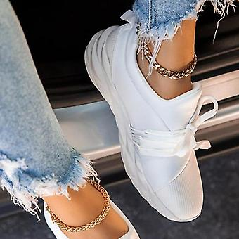 Flats Breathable Mesh Casual Shoes