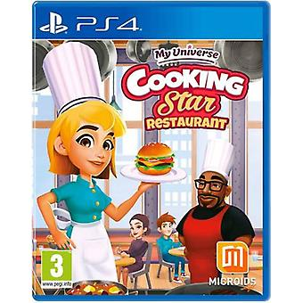 My Universe Cooking Star Restaurant PS4 Game