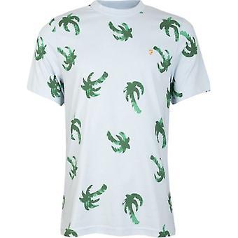 Farah Elvido Printed Short Sleeved T-Shirt