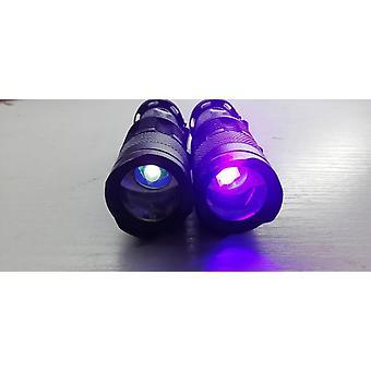 Blacklight Scorpion Uv Light Pet Urine Detector Zoomable Ultraviolet Outdoor