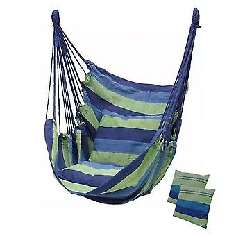 Portable  Hanging Hammock Canvas Bed