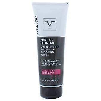 V Italia Control Shampoo 250ml Helps To Tame Wild And Unruly Hair
