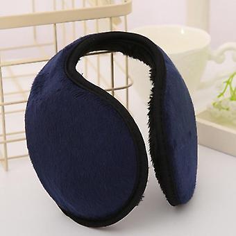 Winter Warmer Earmuff Warm Plush Cloth Ear Muffs Cover Earwarmers For  Men And