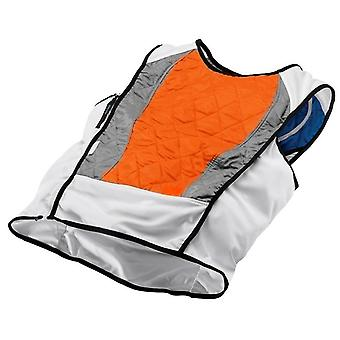 Cooling Ultra Sleeveless Vest Clothes Sports Outdoor Motorcycle Riding Running