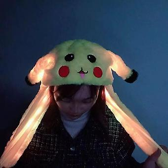 Cartoon Cuddly Moving Dance Plush Cap