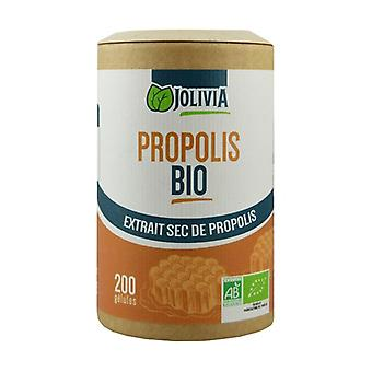 Propolis extract Bio AB 200 vegetable capsules of 250mg
