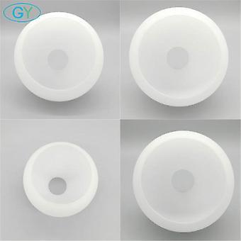 White Globe lasi lamppu varjostin E27 E14 maitomainen lasi lampunvarjostin osa kattokruunu