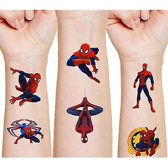 Spiderman Disney Original Tattoo Stickers